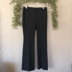 BODY BY VICTORIA Christie Pinstripe Trouser Pants